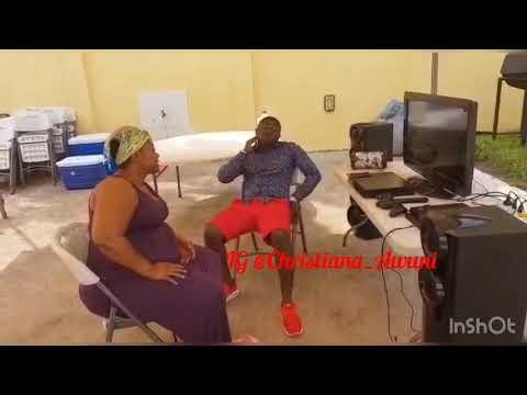 Christiana Awuni Comedy LATEST COMEDY 2018