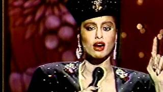 "Phyllis Hyman - ""Living All Alone"" Live (1987)"