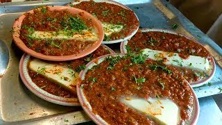 BUTTER Loaded Pav Bhaji | Most famous pav bhaji in MUMBAI | STREET FOOD IN MUMBAI