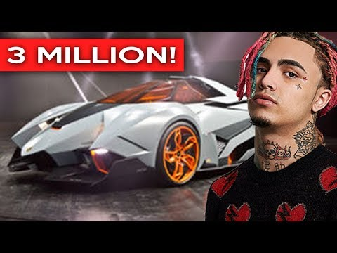 10 Items Lil Pump Owns That Cost More Than Your Life...
