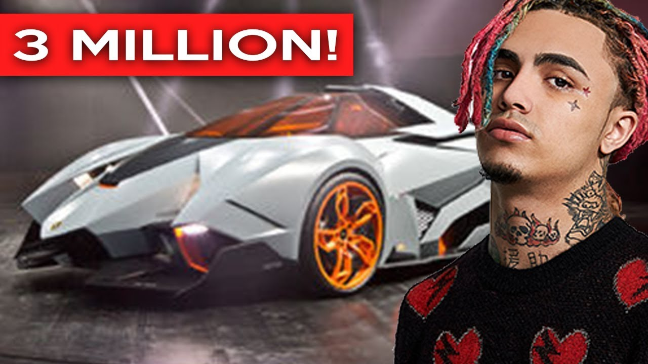 10 items lil pump owns that cost more than your life