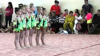 Геленджик  Всероссийские соревнования по эстетической гимнастике  Кубок Черного моря