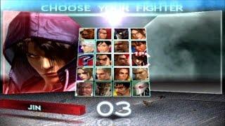 Tekken 4 | Jin Kazama