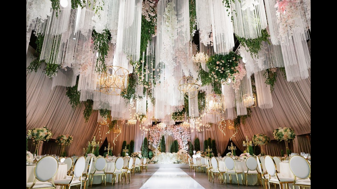 The Most Beautiful Wedding Fidan Fahagnuhi Youtube