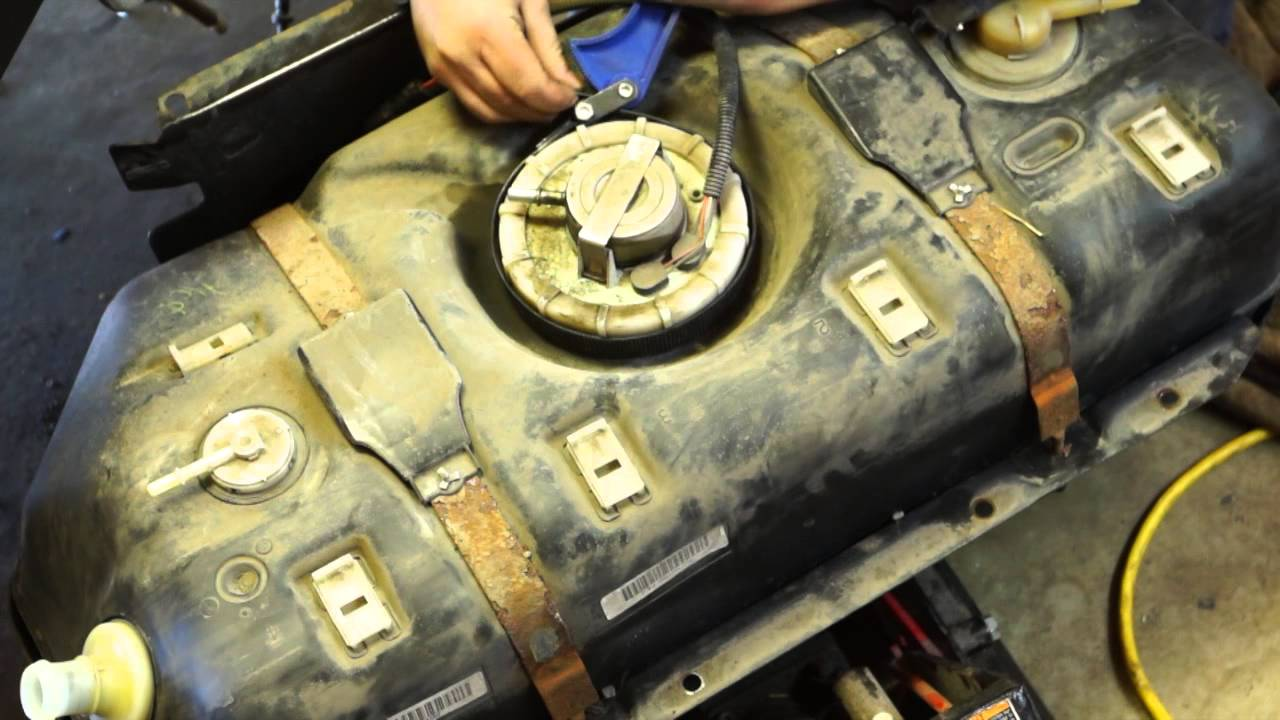 Jeep Fuel Pump Replacement, DIY  YouTube