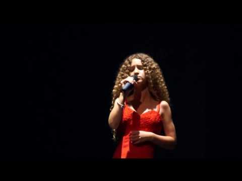 """Sofía Mirotti y Natalia Kotlik """"Ufros Aleinu"""" Teatro Independencia 31/10/16"""