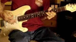 Spanish Castle Magic - Jimi Hendrix Cover