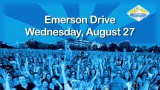 Emerson Drive, August 27th 2014