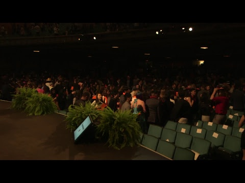 Spring 2018 Graduation Ceremony: The President, Trustees, faculty and staff of ArtCenter College ...