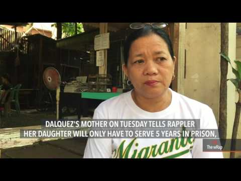 OFW Jennifer Dalquez saved from death row in UAE