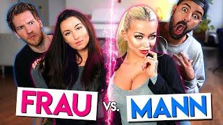Wer LÜGT besser? - FRAU vs MANN mit Katja, Ana und Abdel