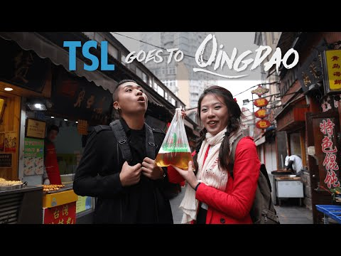 Qingdao - China's Hipster Wonderland - TSL Explores China: E