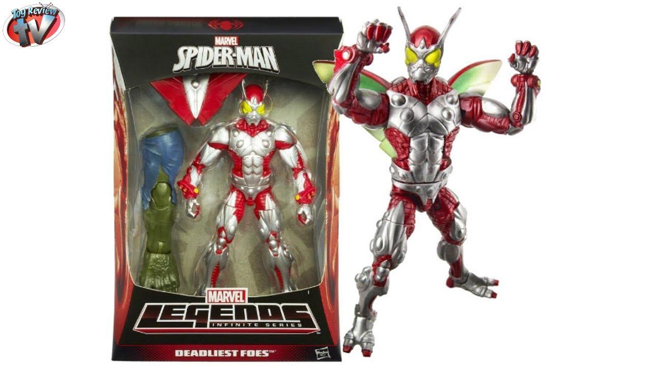 Marvel Legends Deadliest Foes Spider-Man