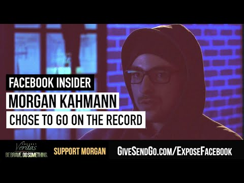 Facebook Insider Who Leaked 'Vaccine Hesitancy' Docs Morgan Kahmann GOES ON RECORD After S