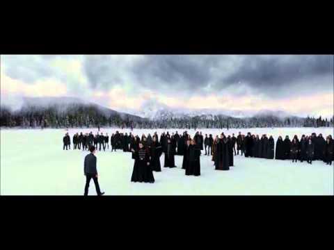 64. Amanecer 2  Batalla final Cullen vs Vulturis 13