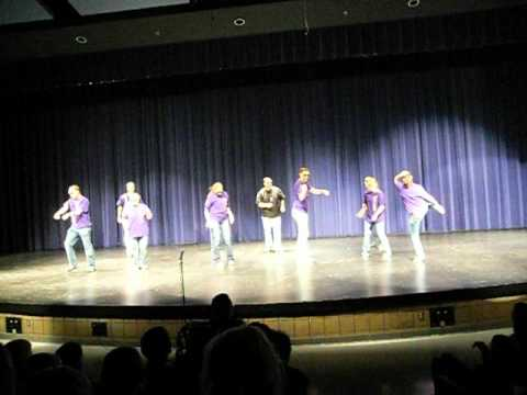 Evolution of Dance, Melrose Middle School Talent Show, May 12