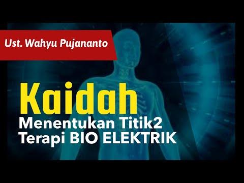 Kaidah2 Menentukan Titik Terapi Listrik