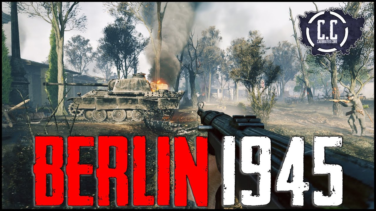 ENLISTED | GAMEPLAY | GERMAN Faction Overview and BATTLE OF BERLIN COMBAT!