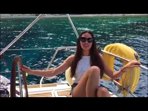 Alisha shares her comments on her Greek Islands holiday