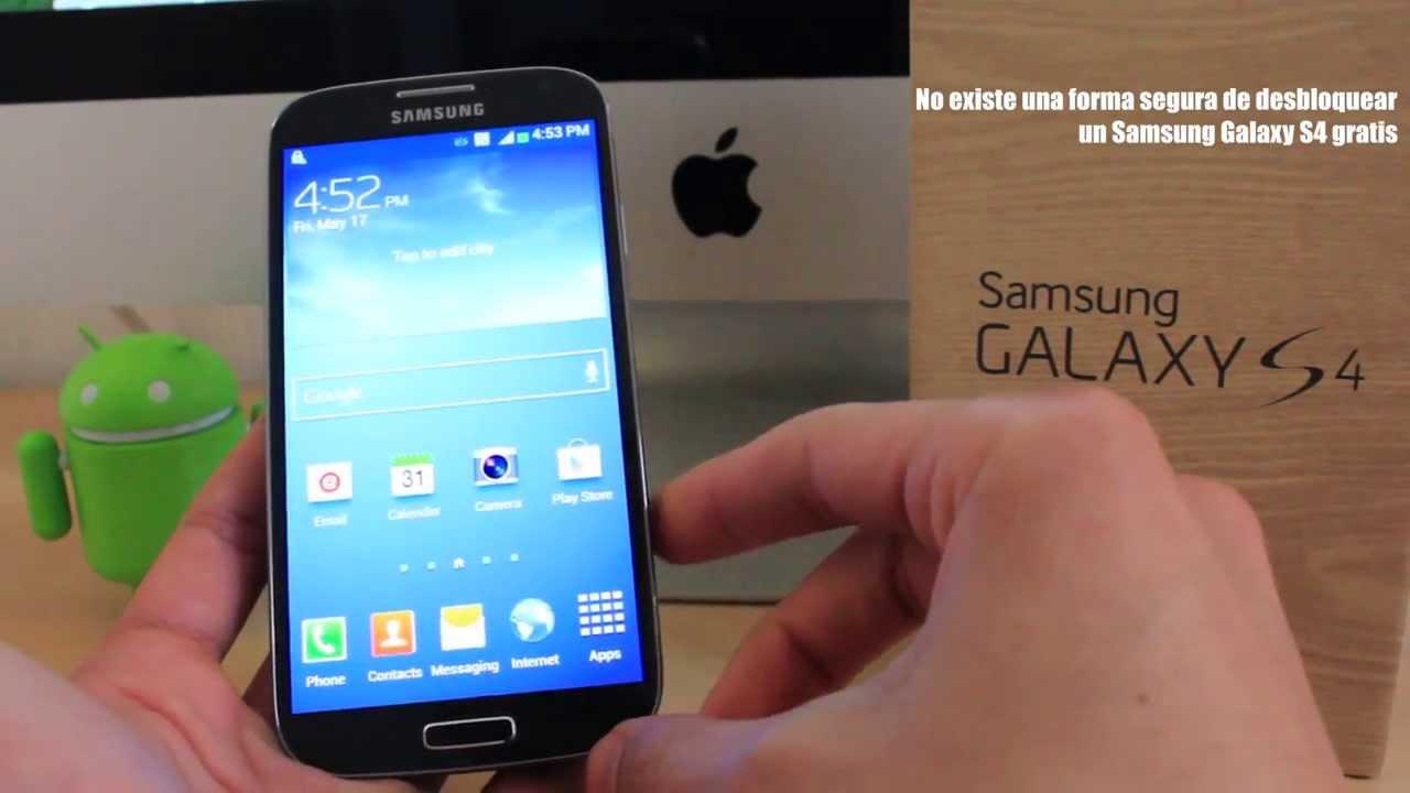 Como rastrear un celular samsung galaxy s4 edge