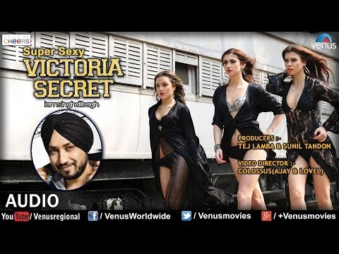 """Super Sexy """"Victoria Secret"""" Audio Song 