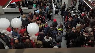 Mall Of The Netherlands Media Markt Chaos