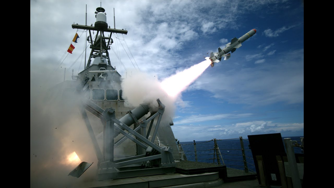 It's Official, The Navy's Next Anti-Ship Cruise Missile Will