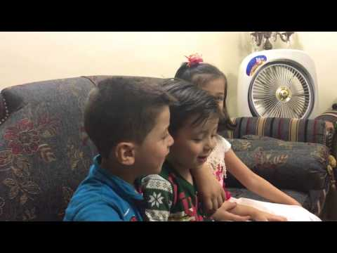 OMRAN DAQNEESH: AT HOME IN ALEPPO