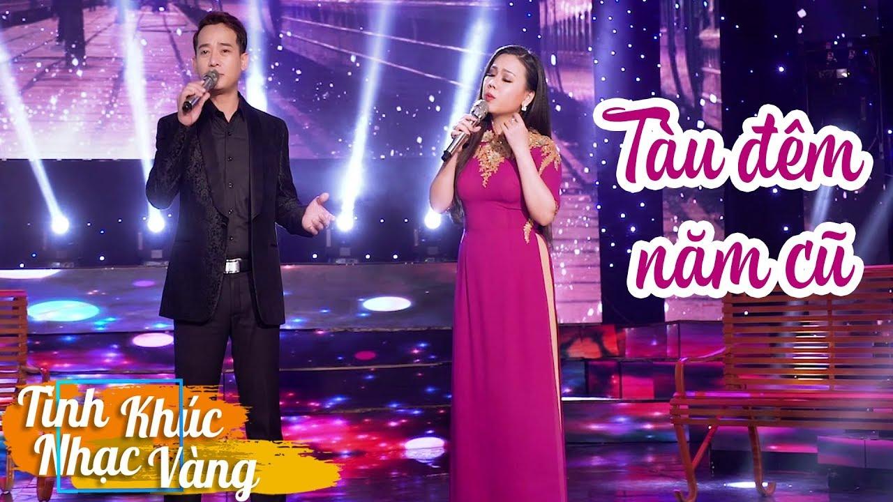 Tàu Đêm Năm Cũ – Lưu Ánh Loan, Đoàn Minh | LK Nhạc Vàng Bolero Chọn Lọc 2019