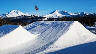 Park Sessions : Mt. Bachelor, Oregon | TransWorld SNOWboarding