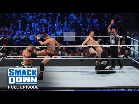 WWE SmackDown Full Episode, 20 December 2019
