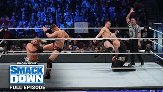 WWE SmackDown Full Episode, 20 December 2019