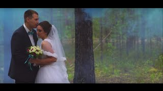 Потрясающая, искренняя и чувственная свадьба замечательной пары Дмитрия и Марины 25.07.2015
