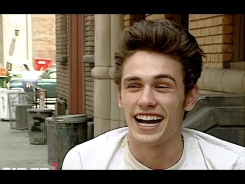23yearold James Franco  2001