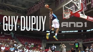 Guy Dupuy Dunk Highlights - AND1 Summer Remix 2013 Video