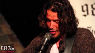 "Soundgarden ""Blow Up The Outside World"" Live Acoustic Performance"