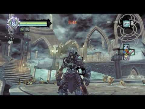 Darksiders 2: The Crucible  (100 waves, copious executions)
