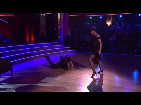 Week 5  Zendaya and Val - Dancing With The Stars