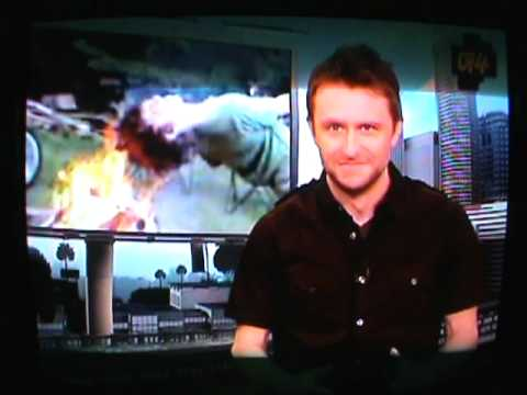 Chris Hardwick From Web Soup Insults Me