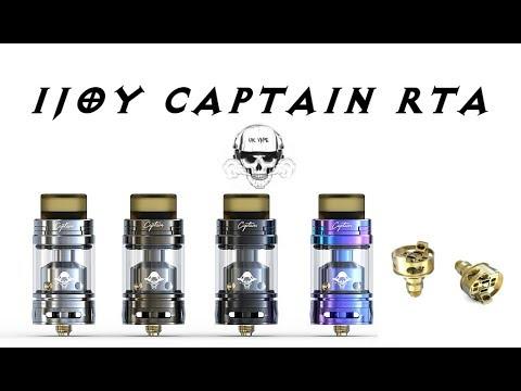 Ijoy Captain Rta Best Juice Flow Control