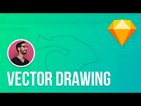 Sketch 3 Tutorial | Drawing Vector Shapes
