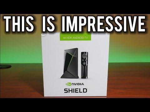 The $139 NVIDIA Shield TV - An Emulation Powerhouse | MVG