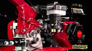 Motobineuse, motoculteur MEP500SOC ELECTROPOWER