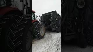 Is this the biggest round baler in the world (extra footage)?