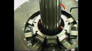 Fabrication moteur électrique / Electric motor assembly