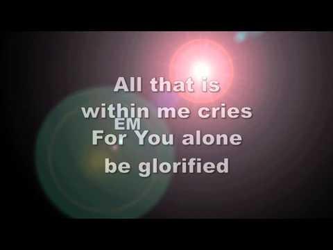 God With Us - Mercy Me W/lyrics