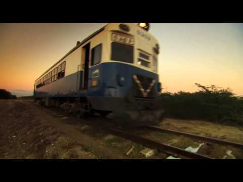 Chris Tarrant: Extreme Railway Journeys - Slow Train to Guantanamo Bay (Episode trailer HD)