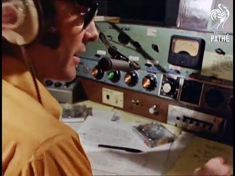 Disc Jockey /opérateur :  1970 1979 dans les stations de radio AM