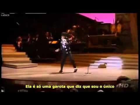 Michael Jackson   Billie Jean (tradução/legendado) PT