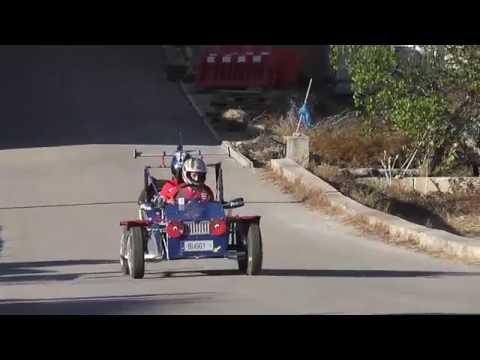 DAVALLADA CARRETONS SON MACIA 2016 artefactes descenso carrilanas soapbox race speed down red bull